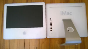 """iMac G5 17"""" - for parts"""