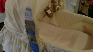 Baby Bassinet - Almost New!