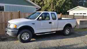 1999 Ford F150 Ext Cab 4x4