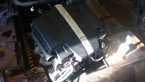 Mercedes Benz C320 3.2L engine