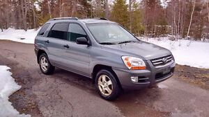 For Parts or Project - 2007 Kia Sportage LX-Convenience SUV