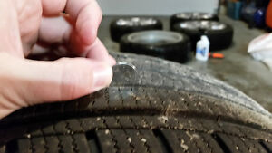225 45 R18 Winter Tires London Ontario image 4