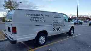 Pick Up, Drop Off, Small Moving and Delivery Services. $40 only