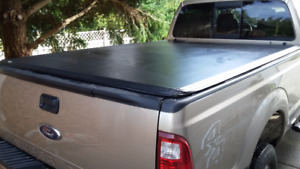 Advantage Torza Top Tri-Fold Tonneau Cover
