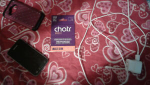 8G Samsung J1 with accessories (No Contract)