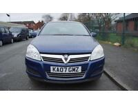 Vauxhall/Opel Astra 1.4i 16v 2007MY Club LOW MILES FOR YEAR