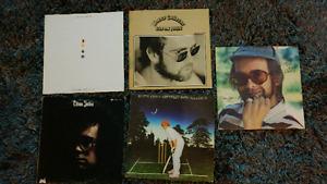 Elton John records
