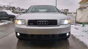 2004 Audi A4 AWD 6 SPD. MANUAL 1.8T