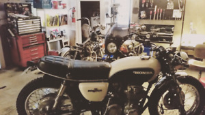 Oxmotorcycles - Vintage motorcycle shop