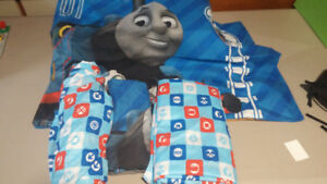 Twin sheets Thomas the Train