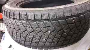 Set of 4 - 275/55R20 Winter Himalaya Tires