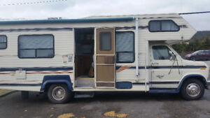 Ford Royal Classic Motorhome