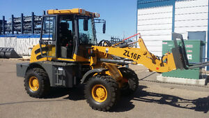 Brand New Weifang 50 Hp Wheel Loader With Three Attachments