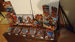 Marvel ironman collections