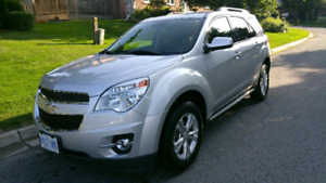 2013 Chevrolet Equinox LT for sale-Mint condition -Only 72 000km