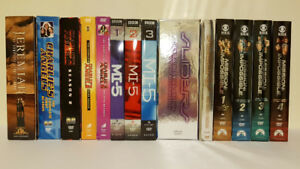 TV Series and Movie Box Sets on DVD for sale