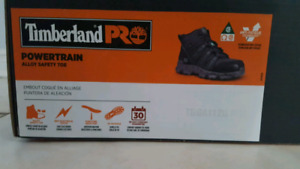 Timberland Safety Shoes Size 9
