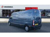 2018 Vauxhall Movano 35 L3 Diesel Fwd 2.3 CDTI H2 Van 130ps Medium Roof Van Dies