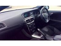 2017 Volvo V40 T2 (122) R DESIGN Nav Plus 5dr Manual Petrol Hatchback