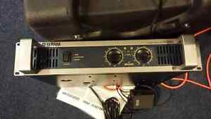 Yamaha P3500S amplifier