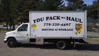 We are Hiring at You Pack We Haul!