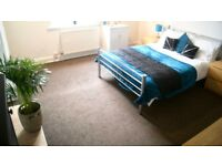 FURNISHED DOUBLE ROOM ALL BILLS & WIFI INC. SPACIOUS. NEWLY MODERNISED & REFURBISHED