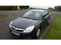 Vauxhall Vectra 1.8i 2006,Design,Half Leather,Sat Nav,Alloys,Low Mileage,F.S.H