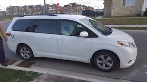 Toyota Siena le