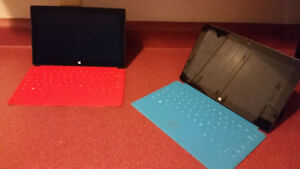 2 X 32GB Surface RTs