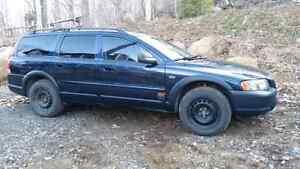 Volvo V70XC 2002