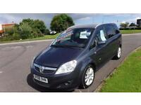 "VAUXHALL ZAFIRA 1.9 DESIGN CDTI,7 SEATER,17""ALLOYS AIR CON"