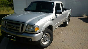 2007 Ford Ranger Sport with Performance Exhaust