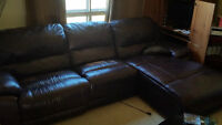 Electric Reclining Couch !