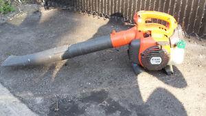 2012 Husqvarna 125B leaf blower, runs perfectly!