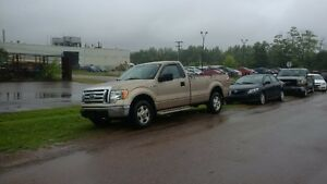 2011 Ford F-150 xlt dropped from 11,500 to 9,999