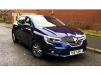 2017 Renault Megane 1.6 dCi Dynamique Nav 5dr with Manual Diesel Hatchback