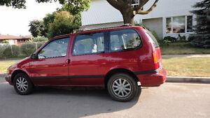 1994 Mercury Villager Minivan, Van