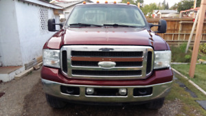 2005 Ford F250 FX4