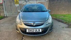 image for 2012 Vauxhall Corsa 1.4 SXi 5dr [AC] HATCHBACK Petrol Manual
