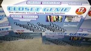Closet Genie XL New & Improved