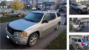2004 GMC Envoy XUV model For parts