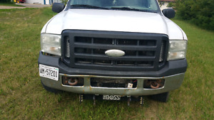 2006 ford f250 4x4 for parts or repair