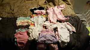 Newborn girls clothes