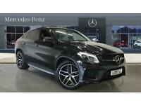 2019 Mercedes-Benz GLE Coupe GLE 350d 4Matic AMG Night Ed Prem + 5dr 9G-Tronic D