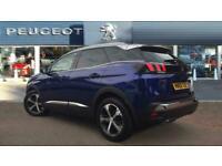 2019 Peugeot 3008 1.5 BlueHDi GT Line 5dr Diesel Estate Estate Diesel Manual