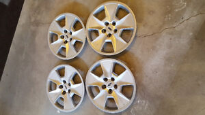 4 Ford Explorer Wheel Covers