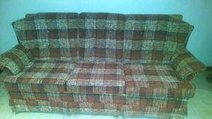 Great rec room couch and chair