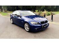 BMW 330D M SPORT AUTO LCI FULLY LOADED *SUNROOF/XENONS/SAT NAV/* NOT AUDI/R32/VXR/335D/TDI/SEAT/GTI