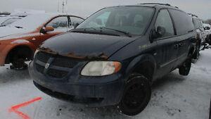 Dodge Caravan 2004 - Dispo pour pièces chez Kenny Laval !