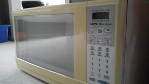 ►►► Sanyo Microwave Oven ◄◄◄